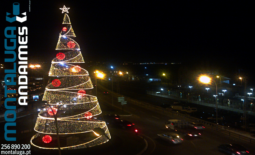 Árvore Natal - Cascais