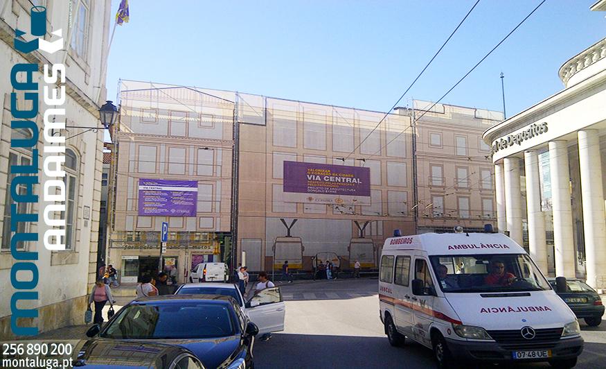 Rua de Sofia - Coimbra