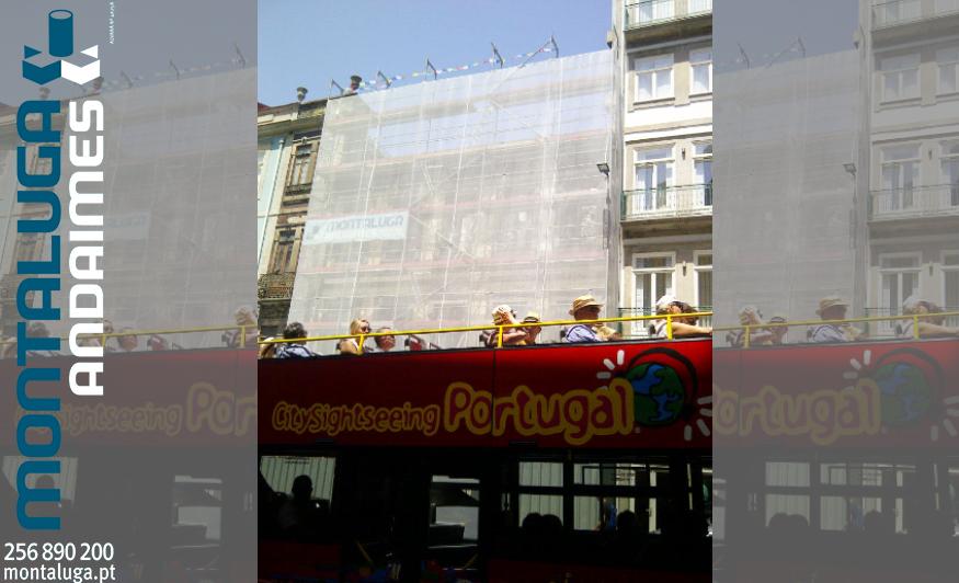 Rua Mouzinho da Silveira - Porto