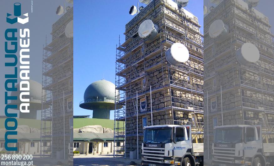 Torre de Comunicação da ER2 - Paços de Ferreira